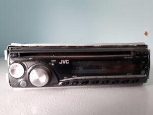 Radio d'auto JVC