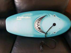 Shark Surfboard Shaped Body Board
