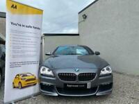 2014 BMW 6 Series 640d M SPORT GRAN COUPE Auto COUPE Diesel Automatic