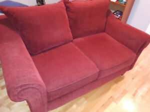 Excellent condition oversized 2 seater couch
