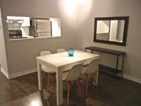 Atwater Market - All furnished + laundry room + Indoor Parking