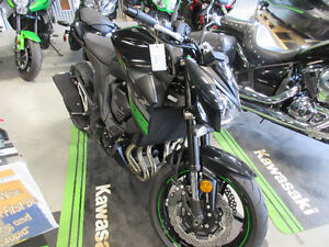 NEW 2016 Z800 ABS Street Fighter SALE