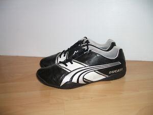 """ PUMA ducati """" sneakers  near new ---  size 9.5-10 US / 43 EU"