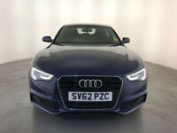 2012 62 AUDI A5 S LINE TDI DIESEL SERVICE HISTORY FINANCE PX WELCOME