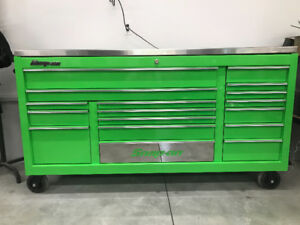 Snap-On tool cabinet / box