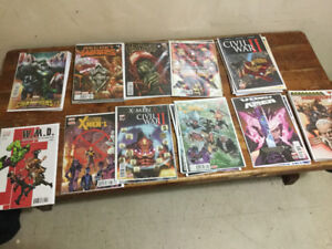 For sell comic series