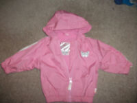 Girls Spring/Fall jacket. Size 12 months