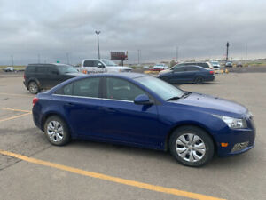 2012 Cruze LT command start blue tooth 199