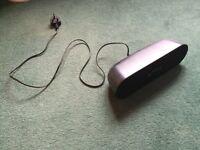 D80 wireless speaker never been used