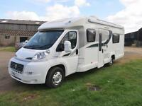 Bessacarr E572 - Luxury Low Profile 4 Berth Motorhome For Sale