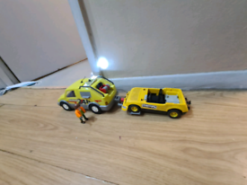 Playmobil breakdown truck