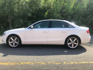 2011 Audi A4 Premium Plus with 69,000km only!