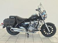 NEW Keeway Superlight SE 125 learner legal, own this bike for only £10.65 a week