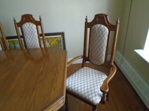 DINING  SET +  BUFFET AND HUTCH