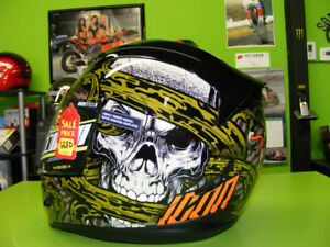 ICON - Airmada - Vitriol Helmet - Medium at RE-GEAR