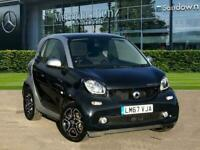 2017 smart fortwo smart EQ fortwo coupe Edition Bluedawn Coupe Electric Automati