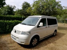 VW Transporter T5 Campervan - sale agreed.