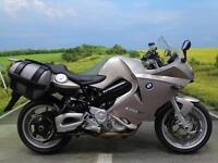 BMW F800 ST **ONE OWNER FULL BMW HISTORY JUST HAD MAJOR SERVICE**