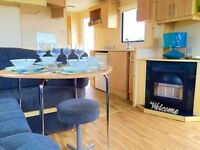 Excellent price static caravan based on the East coast of Yorkshire near Bridlington, Scarborough,