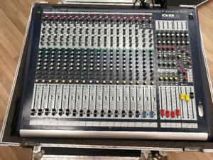 Soundcraft GB 4, 16 Channel Console