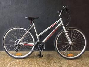 SAMSON CYCLES STEP THROUGH 24 SPEED HYBRID Brunswick Moreland Area Preview