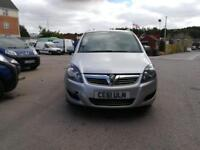 Vauxhall Zafira 1.7CDTi ( 110ps ) Energy 7 SEATER - 2011 61-REG - FULL MOT