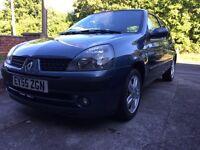 Renault Clio 1.2 *12 month MOT*