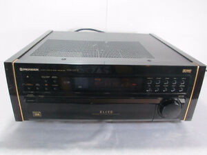 High End Home Stereo Equipment