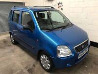 Suzuki Wagon R 1.2 5 Door, Female Owned, 12 Month Mot 3 Month Warranty **Great Value**