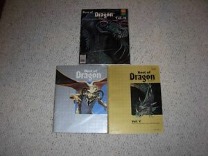 Vintage Dragon Magazines collection Sarnia Sarnia Area image 2