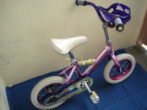 SHIFT 'N GEARS GIRLS BIKE.