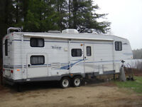 Terry 29.5' Fifth Wheel