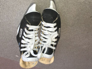 ice skating shoe