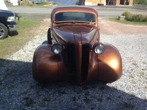 1937 Dodge coupe for sale or trade