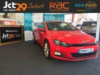 2015 64 VOLKSWAGEN SCIROCCO 1.4 TSI BMT 1.4 TSI (ONE OWNER FROM NEW)