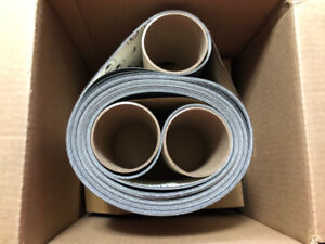 "Cs/10 3M Sanding Belts 466UZ P220 6"" x 209"""