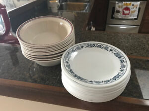 Just in time for the Holidays!  Bowls and Plates