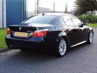 2009 BMW 5 Series 2.0 520d M Sport 4dr