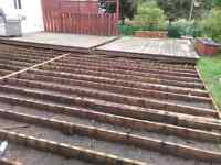 Deck and Fence Repairs
