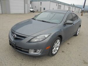 2009 Mazda Mazda6 6 Speed 2.5L Excellent Condition Great Deal