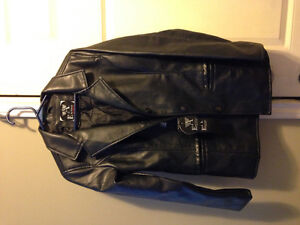 Brand new with tags! Leather Emporio Woman's Jacket