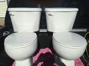 Matching Toilets