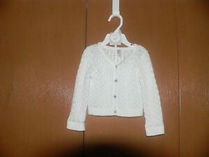 TODDLER'S SWEATER/CARDIGAN