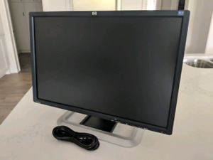 "HP LP2475W H-IPS 24"" Computer Monitor"