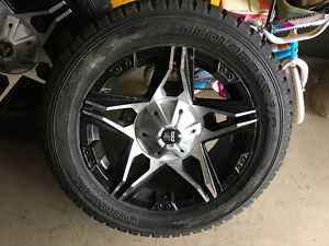 Chevy or gmc 2500/3500 winter  tire