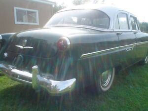 1954 FORD 4 DR. Frame of restore,(over $32,000) spent BEST OFFER