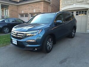 2016 Honda Pilot EX-L RES, take over lease payments.