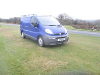 Vauxhall Vivaro 1.9DTi 2700 SWB