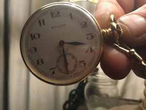Balco pocket watch