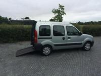 2007 (57) Renault Kangoo 1.2 16v Authentique,Wheel Chair Accessible,Low Miles